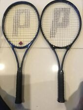 Tennis Racquets X 2 Prince Pro Authority And prince Finalist Pro Sale