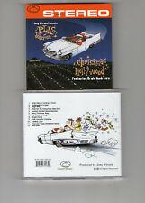 PLAS JOHNSON - CHRISTMAS IN HOLLYWOOD (CD 2000) ERNIE ANDREWS  JOEY ALTRUDA PRES