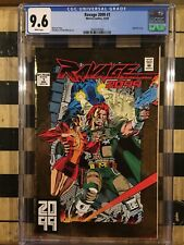 Ravage 2099 #1 CGC GRADED 9.6- HIGH Grade