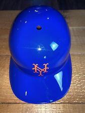 New York Mets Vintage 1969 LAICH Adjustable Baseball Helmet MLB Plastic