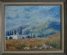:: españa ° otoño en andalucía benalmadena ° Impressionist paisaje firmado