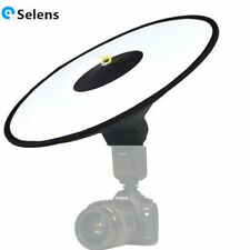 44cm Easy-fold Round Flash Softbox Diffuser Reflector for Nikon Pentax Speedlite