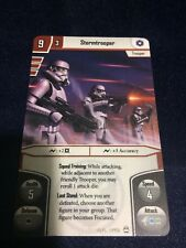 Star Wars Imperial Assault Spring 2015 Promo Stormtrooper Card