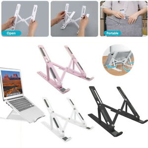 Universal Adjustable Laptop Stand Foldable Notebook Tablet Holder Supporting