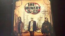 THE WINERY DOGS SIGNED VINYL LP PROOF  Mike Portnoy Billy Sheehan  Richie Kotzen