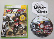 USED MX vs ATV Untamed XBOX 360 (NTSC) Tested and Working!