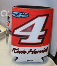 WINCRAFT #4 BUDWEISER KEVIN HARVICK SHR CAN COOLER KOOZIE COOLIE NWT
