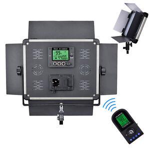 Dison LED Lamp Lighting 85W E-1080II 7000LM Video Studio Lights For DSLR Camera