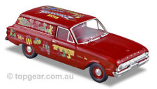 1/43 Trax Code2 TR44B 1962 Ford XL Falcon Van - Waratah Red,Merry Christmas,2013