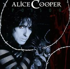 Alice Cooper Poison (compilation, 14 tracks, 1989-94/98) [CD]
