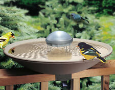 Allied Precision 8WW Bird Bath Solar Water Wiggler Water Agitator for Birdbaths