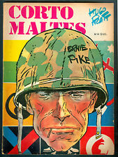 CORTO MALTES # 14 ARGENTINA COMIC MAGAZINE HUGO PRATT