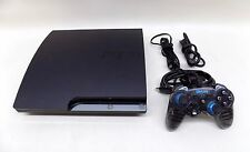 Sony PlayStation 3 Slim 160GB PS3 Video Game System Console Bundle CECH-2501A