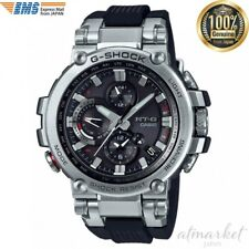CASIO MTG-B1000-1AJF G-SHOCK MT-G Bluetooth Radio Solar Tech Mens from JAPAN EMS