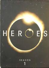 Heroes: Season 1 DVD Boxset (AMERICAN DVD BOXSET) Free UK Post