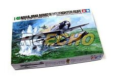 Tamiya Aircraft Model 1/48 Airplane Nakajima A6M2 N Type2 Rufe Scale Hobby 61017