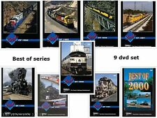BEST OF 1984-1991 AND 2000  PENTREX NEW 9 DVD SET COMBO