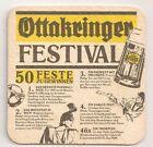 """Ottakringer Brauerei - alter Bierdeckel """"Festival"""" aus dem Jahr 1986"""