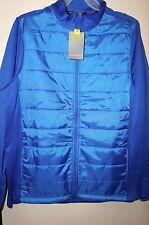 "TEK GEAR Men's Big & Tall Puffer Jacket ""Blue Lustre"" Size XLT New Tags Winter"