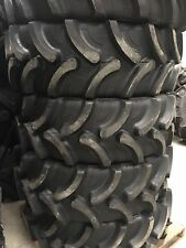 480/70R34. 99% TAKEOFFS TRACTOR TYRES RADIALS galaxy/ Alliance