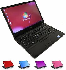 CHEAP Laptop Dell 2.0GHz Core 2 Duo 4GB 120GB SSD DVDRW Windows 7 1yr Warranty