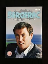 BERGERAC The Complete Sixth Series BBC Video (2008, DVD, 3 Disk Set)
