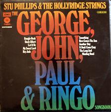 Stu Phillips, The Hollyridge Strings – The George, John, Paul & Ringo Songbook