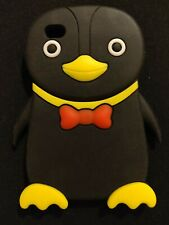 Ipod 4th generation penguin character silicone case
