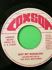 Got My bogaloo/I Don 't know what to do Jackie Mittoo (NEW)