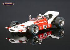 McLaren M7B Cosworth V8 F1 GP Frankreich 1969 Vic Elford, Spark Model 1:43 S3127