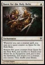 *MRM* ENG 4x Quête de la Relique sacrée (Quest for the Holy Relic) MTG Zendikar