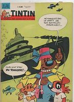 journal TINTIN n°762 du 30 mail 1963 - TBE complet