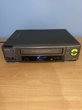 Sanyo VHR-796E Video Plus VHS Video Cassette Recorder/Player