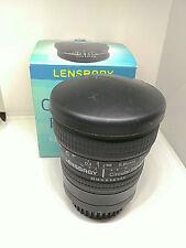 Lensbaby Circular Fisheye 5.8mm f/3.5 Lens for Micro 4/3 MFT Olympus Panasonic
