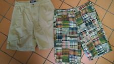 MEN'S SHORTS SIZE 32 (2) AMERICAN EAGLE, RALPH LAUREN TYLER CHINO GOLF CASUAL