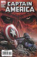 Captain America #28 & #31 The Initiative & Burden of Dreams Marvel Comics 2007