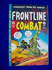 Frontline Combat 3: golden age EC Comics color rep.Gemstone 1995 series.NM