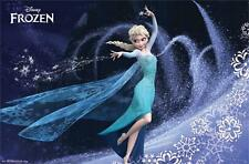 Frozen Elsa Movie Poster Art Print 22x34 T13538