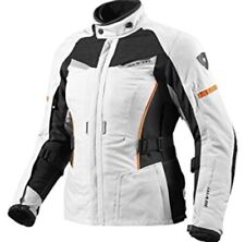 REV'IT! Women's Sand Jacket Silver/black Size: 34 NEW