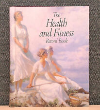 Health and Fitness Record Book Journal 24 x 19 cms