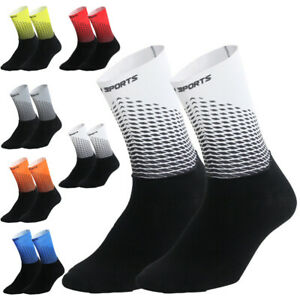 Men/Women Cycling Socks Running Outdoor Sports Compression Sock Comfortable
