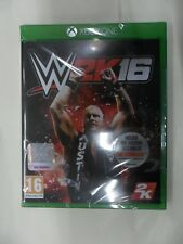 "Wwe 2k16  - XBOX ONE  ITALIANO - INCLUDE DUE VERSIONI DI ""THE TERMINATOR"" - nuov"