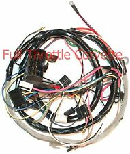 1975 Corvette Engine Wiring Harness 4 Speed with Seatbelt Interlock System