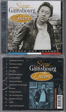 CD 14T SERGE GAINSBOURG ENCORE BEST OF 2012 FRENCH POP LEGEND NEUF SCELLE