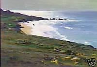 Oil Painting Video DVD Seascape Rod Goebel OK8507d New