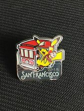 Pokemon 2016 San Fransisco World Championship Collector PIKACHU PIN - NEW