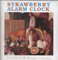 STRAWBERRY ALARM CLOCK Incense And Peppermints CD BRAND NEW