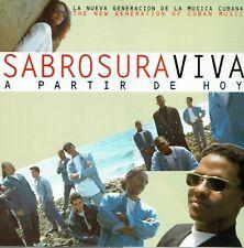 Sabrosura Viva A Partir de Hoy   BRAND  NEW SEALED  CD