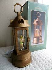 Disney Tinker Bell Room Lamp Lantern Peter Pan Used Very Rare antique Japan F/S