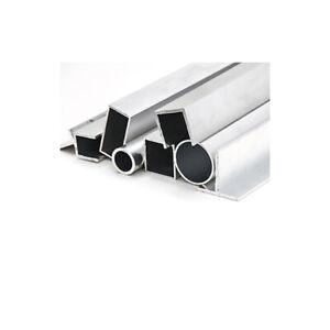 Alu Winkel, Flach, Rohr, U-Profil, Vierkantrohr,Rechteckrohr,T-Profil, Aluminium